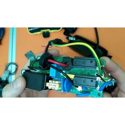E-autó (EVSE) töltőkábel bevizsgálása, tesztelése, javítása