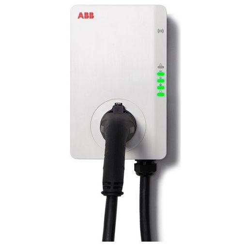 Terra AC fali töltő 11 kW, 3×16 A, 5 m kábel, Type 2 csatlakozó, RFID, SMART (W11-G5-R-0)