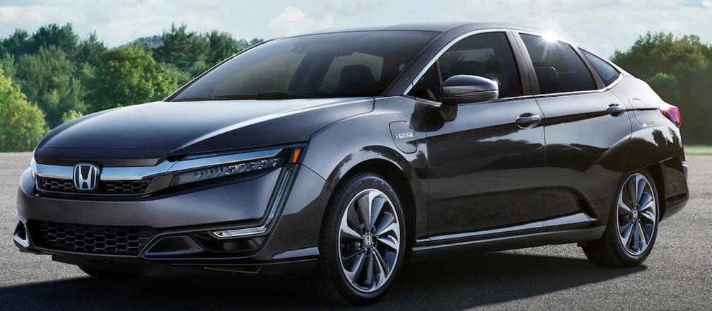 Honda Clarity PHEV 2019